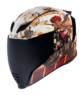CASCO ICON AIRFLITE PLSRDOME3 MARRON