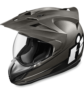 CASCO ICON VARIANT D-STACK NEGRO