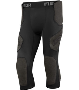 PANTALON ICON FA COMPRESSION NEGRO