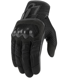 GUANTES ICON MUJER OVERLORD NEGRO