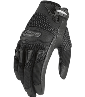 GUANTES ICON MUJER 29ER CE NEGRO