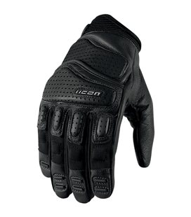 GUANTES ICON SUPERDUTY NEGRO