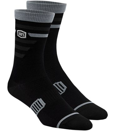 CALCETINES ADVCATE NEGRO/GRIS