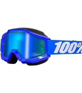 ACCURI BLUE SNOW GAFAS CON LENTES AZUL ESPEJO