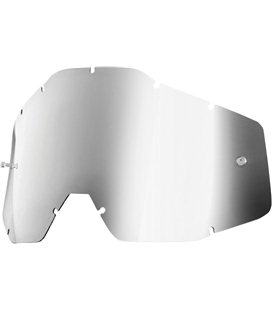 YOUTH MIRROR SILVER REPLACEMENT LENS FOR 100% JR GAFAS