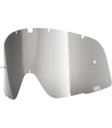 MIRROR SILVER REPLACEMENT LENS FOR 100% BARSTOW GAFAS