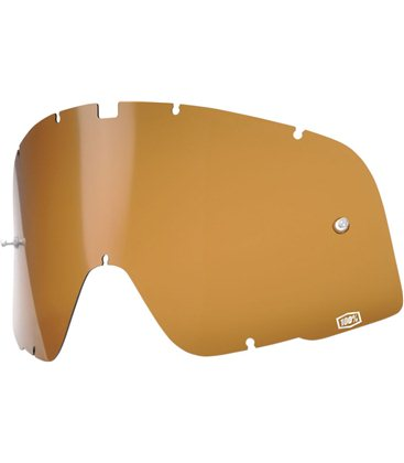 BRONZE REPLACEMENT LENS FOR 100% BARSTOW GAFAS