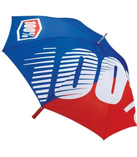 "50"" PREMIUM UMBRELLA RED/BLUE"