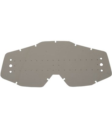 SMOKE EMBOSSED REPLACEMENT LENS FOR SPEEDLAB VISION SYSTEM