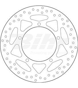 KAWASAKI 300 Z ABS 15  - DISCO DELANTERO BREMBO