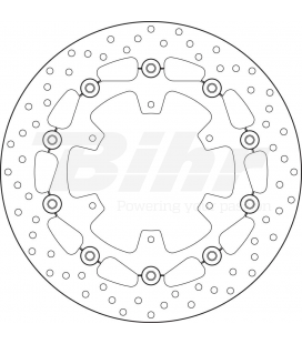 KTM 690 SMR R 14  - DISCO FLOTANTE DELANTERO BREMBO