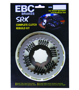 HONDA ST 1100 PAN EUROPEAN 1999 - 2001 KIT EMBRAGUE EBC DE SERIE