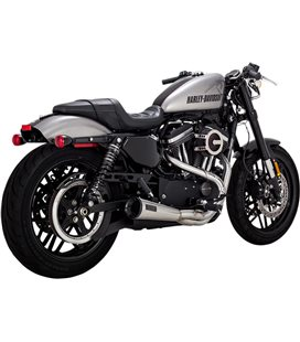 HARLEY DAVIDSON SPORTSTER FORTY-EIGHT ANNIVERSARY (ANX) 2018 - 2018 EXHAUST 2-1 SS 04-20 XL