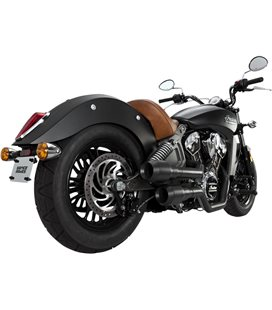 INDIAN  2015 - 2016 EXHAUST SYSTEM HI-OUTPUT GRENADES SLIP-ONS MUFFLERS
