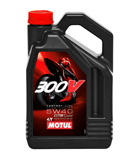 ACEITE MOTUL 300V 5w40