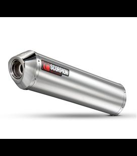 HONDA CBF 600 (06-) FACTORY INOX/INOX REDONDO