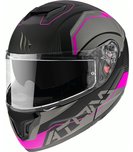 CASCO MT ATOM SV QUARK A8 ROSA MATE