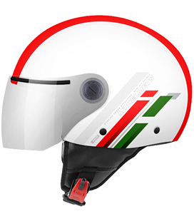 CASCO MT STREET SCOPE C5 ROJO PERLADO