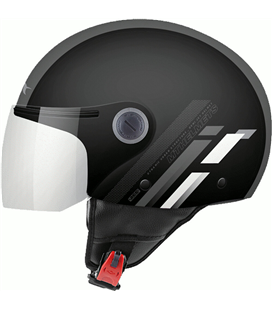 CASCO MT STREET SCOPE C5 GRIS BRILLO