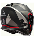 CASCO MT THUNDER 3 SV JET BOW A5 ROJO MATE