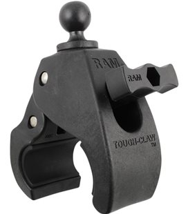 TOUGH-CLAW MOUNTING BASE STEEL BLACK