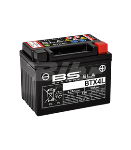 BENELLI PEPE LX 50 99' - 09' BATERIA BS (SLA/GEL)
