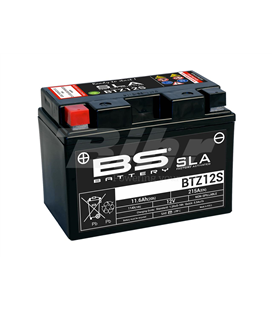 BMW C650 GT 650 12' - 16' BATERIA BS (SLA/GEL)