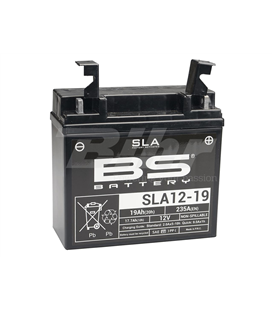 BMW K75 S 750 85' - 96' BATERIA BS (SLA/GEL)