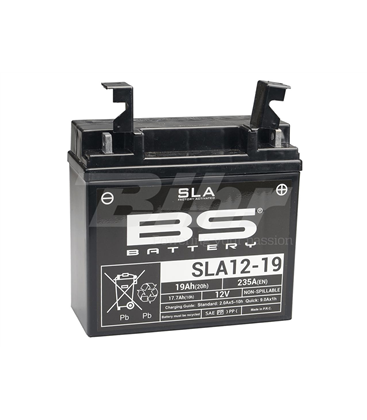 BMW R1150 R 1150 01' - 06' BATERIA BS (SLA/GEL)