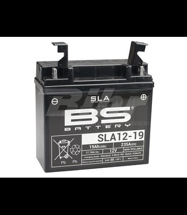 BMW R1150 RT 1150 01' - 02' BATERIA BS (SLA/GEL)
