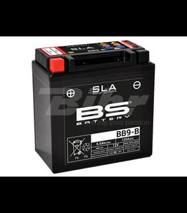 DERBI BOULEVARD 4T 50 09' - 09' BATERIA BS (SLA/GEL)