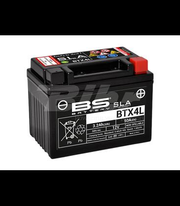 DERBI GPR REPLICA RACING 50 01' - 03' BATERIA BS (SLA/GEL)