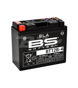DUCATI MONSTER 600 00' - 01' BATERIA BS (SLA/GEL)