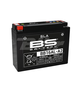 DUCATI MONSTER 600 98' - 00' BATERIA BS (SLA/GEL)