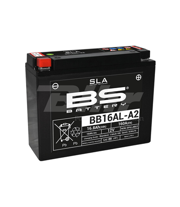 DUCATI MONSTER 900 99' - 00' BATERIA BS (SLA/GEL)