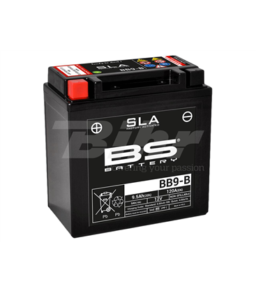 GILERA RX 200  BATERIA BS (SLA/GEL)