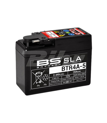 HONDA X8R-S 50 98' - 02' BATERIA BS (SLA/GEL)