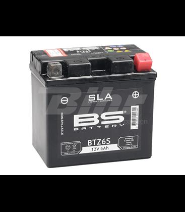 HONDA CBR R 125 04' - 10' BATERIA BS (SLA/GEL)
