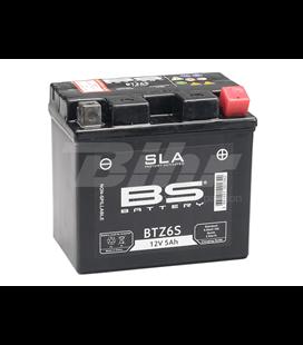 HONDA CG FAN ES 125 05' BATERIA BS (SLA/GEL)