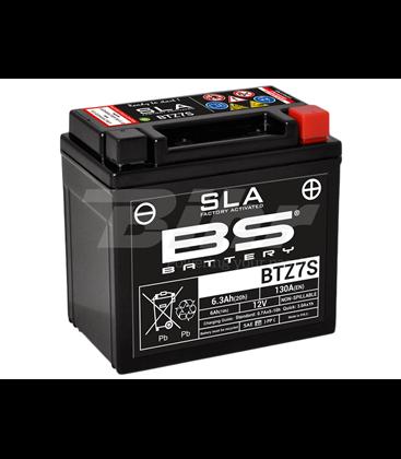 HONDA CB F HORNET 600 02' BATERIA BS (SLA/GEL)
