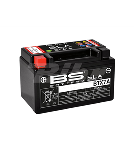 MBK XC FLAME R 125 95' - 03' BATERIA BS (SLA/GEL)