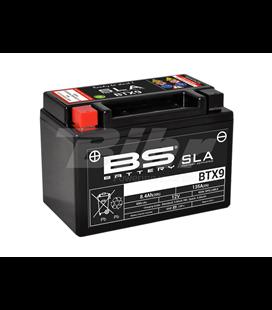 SUZUKI GSX-R 600 97' - 14' BATERIA BS (SLA/GEL)