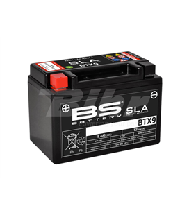 SYM GTS EVO 125 10' BATERIA BS (SLA/GEL)
