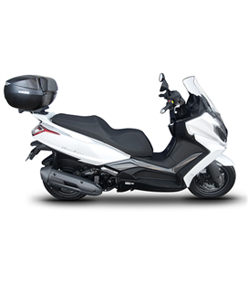 KYMCO SUPER DINK/DOWNTOWN 125/350 2016 - 2020 ANCLAJES BAUL SHAD
