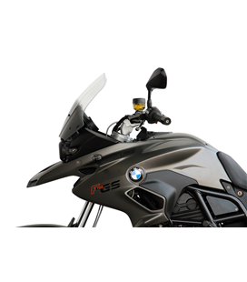 BMW F700GS 13-14 +145 mm TRANSPARENTE CUPULA MRA TOURING