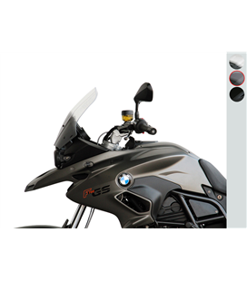 BMW F700GS 13-14 +145 mm AHUMADO CUPULA MRA TOURING