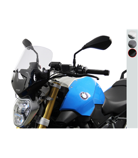 BMW R 1200R NEGRO CUPULA MRA TOURING