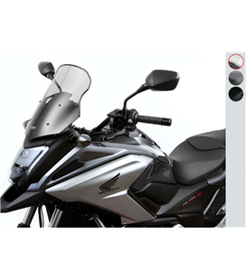 Honda NC 750, gris AHUMADO CUPULA MRA TOURING