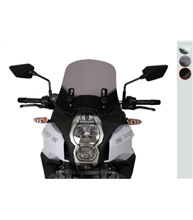 Kawasaki 1000 Versys 12 NEGRO CUPULA MRA TOURING