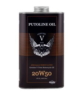 1 L LATA PUTOLINE GENUINE V-TWIN 20W-50
